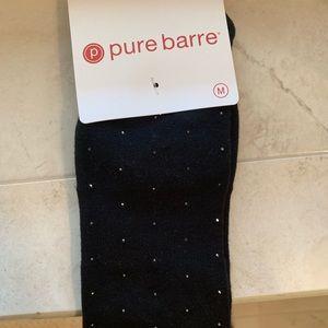 Pure Barre socks